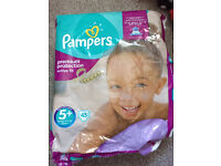 Pampers Active Fit Size 5+