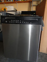GE SS Dishwasher in Great Condition