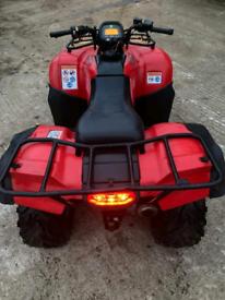 Honda 250cc quad