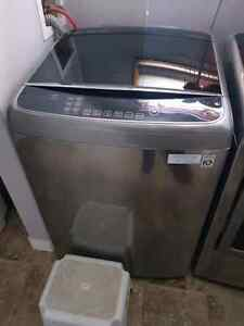 Brand new washer and dryer set