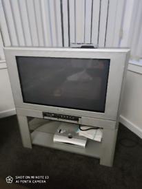TV plus Sky box plus Sky Remote