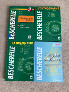 Lots of Children's french books - elementary french immersion