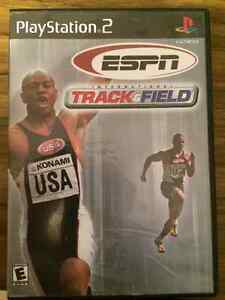 ESPN Track & Field Game (PS2)