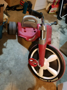 Selling Big Flyer tricycle