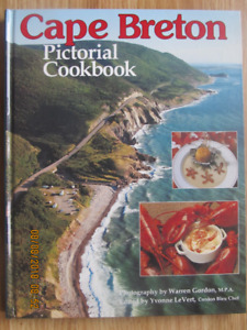 CAPE BRETON PICTORIAL COOKBOOK - 1993