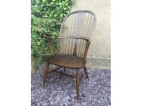 Vintage ERCOL 'Chairmakers' Armchair 911 - Rare!