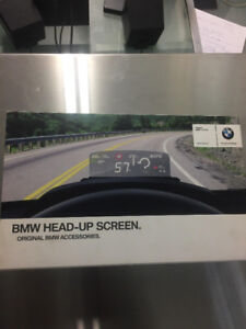BMW Head-Up Display/Screen NEW ,ORIGINAL