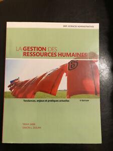 ORH-1600 La gestion des ressources humaines