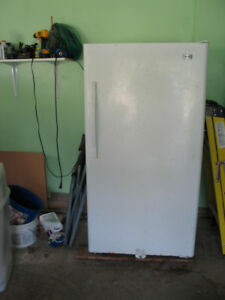 Used Haier Frost Free  Upright Freezer