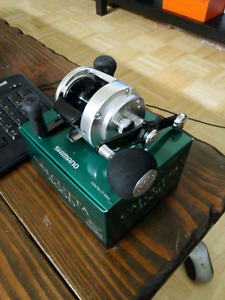ISO Power Handle for Shimano Calcutta