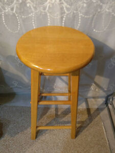 Counter Stools with Square Legs