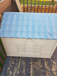 Dog house never been used