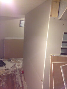 Drywall Boarding Taping Mudding Texture Ceiling Painting We spec