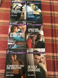 Cold case, hot accomplice plus 5 more books.