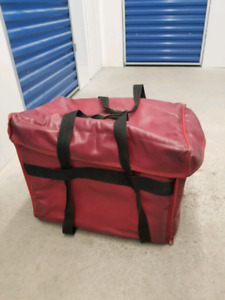 Portable Delivery Bag with straps