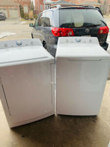 3 years old Frigidaire Washer And Dryer set For Sale