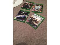 Xbox one games - swap for ps4 games