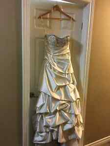 Beautiful Couture Wedding Dress Kitchener / Waterloo Kitchener Area image 2