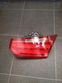 BMW 3 SERIES F30 REAR BOOT LID LIGHT N/S
