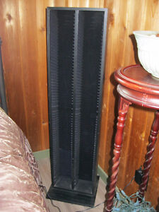 CD/DVD tower or storage unit
