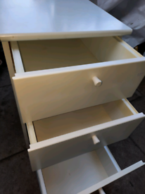Chest of drawers like new £20