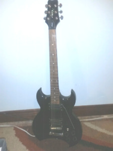 PAUL STANLEY AUTOGRAPHED ELECTRIC GUITAR