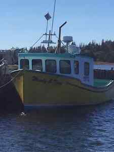 Lobster boat for sale - **READY TO FISH **