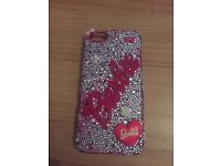 Barbie I phone 5 case