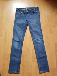 Aero & AE Pants skinny  / leggings & shorts