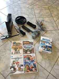 Wii console and Wii fit plus more!! London Ontario image 1