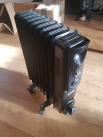 DAEWOO 2000W Oil Filled Radiator