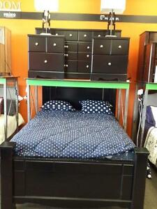 *** USED *** ASHLEY SHAY 6PC QUEEN BEDROOM   S/N:51277964   #STORE940