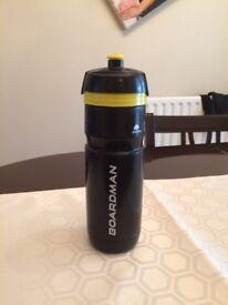 Boardman water bottle & carbon cage