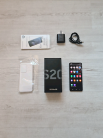 5 Month Old Samsung S20 Ultra 5G Bundle Unlocked 128GB S Twenty