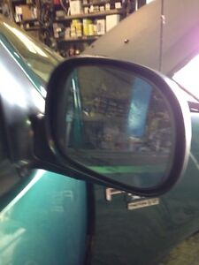 1999 F150 Passenger Chrome Mirror