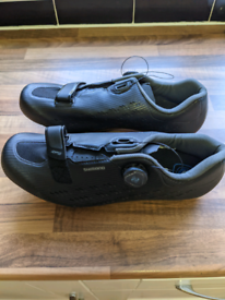 Shimano Dynalast RP5 cycling shoes cleats SPD for sale. New. Never wor