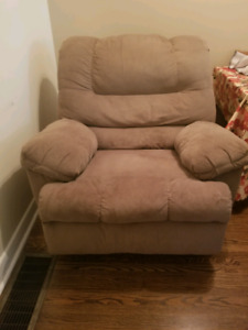Comfy reclining chair