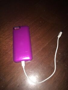iPhone 5/5S/SE Mophie charger