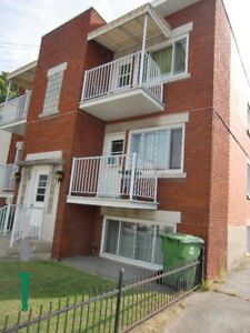 Lachine renovated 3 ½, 2 balconies, near downtown&airport