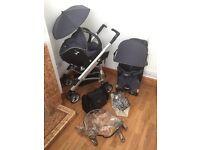 Bebe Comfort loola pushchair / travel system
