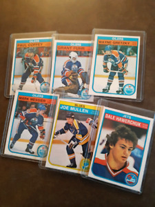 1982-83 OPC HOCKEY CARD SET FOR SALE Excellent Mint Condition!