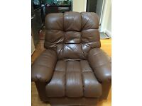 Lazboy recliner arm chair