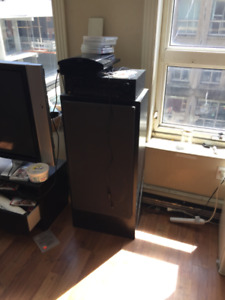 Home stereo - two speakers and an amp