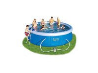 "15' x 42"" Fast Set Swimming Pool Set"