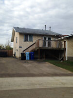Furnished 2 Bedroom Duplex in Thickwood Available Immediately!!