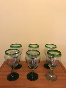 Mexican Handmade Glassware