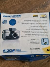 Nextbase 612GW 4k Dash Camera Dashcam Cam