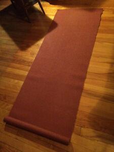 Tapis de yoga épais écologique Dusky Leaf
