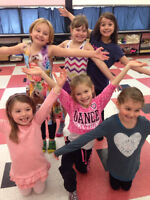 Intro to Musical Theatre ages 4-6