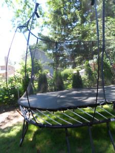 8' x 13' Spring Free Trampoline